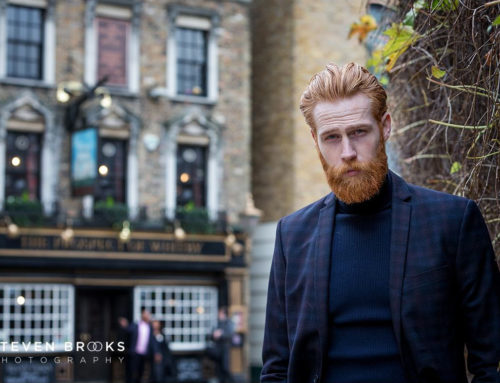 Gwilym Pugh – London Fashion Photography Shoot