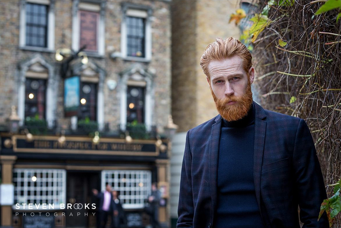 Gwilym Pugh - London Fashion Photography Shoot