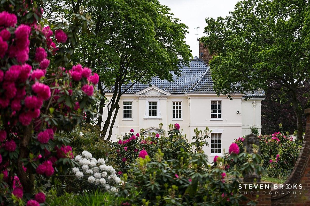 Norfolk photographer steven brooks photographs the Stody Lodge estate in Norfolk