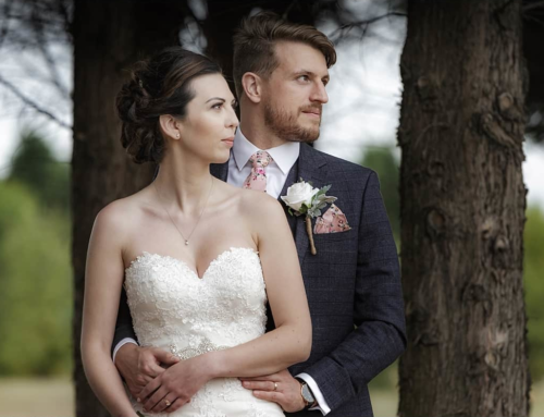 Stacey & Sean: St Peters Church Conisbrough, Yorkshire