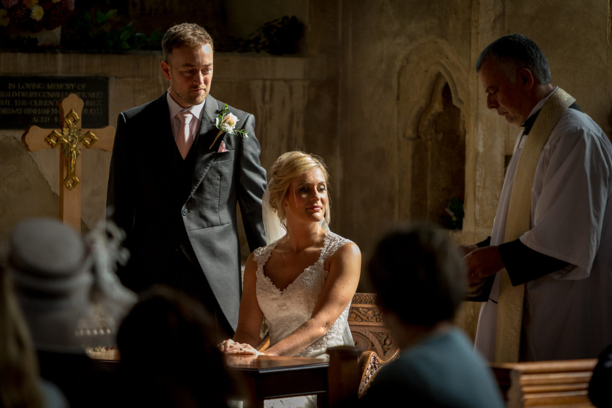 Becca and Phil: Hindringham Hall, Norfolk