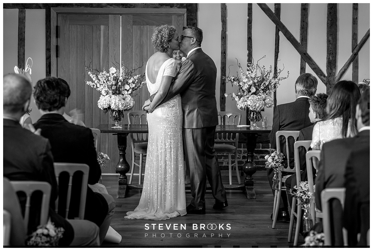 Rachael & Tim: Bruisyard Hall, Suffolk