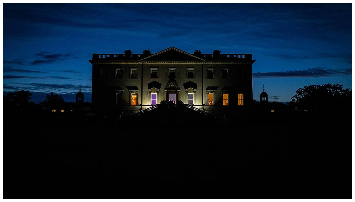 Olivia and Ben: Kirtlington Park, Oxfordshire