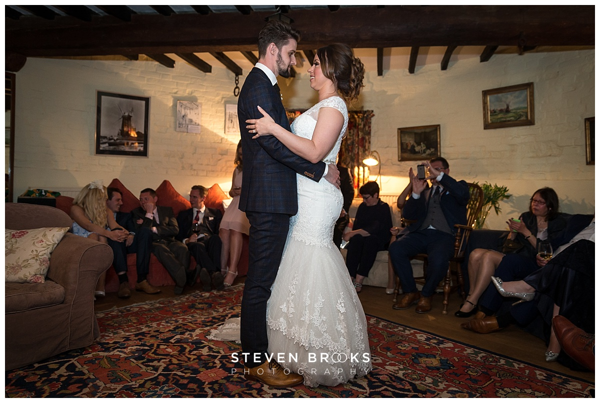 Laura and Ian: Cley Windmill, Norfolk