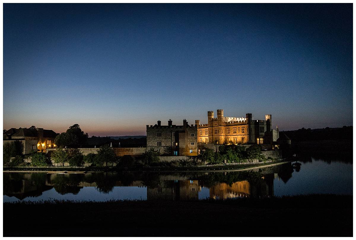 Kate and Cameron: Leeds Castle, Kent