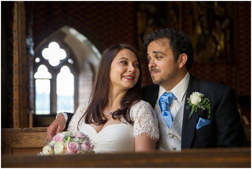 Nusha & Rafael: Leeds Castle, Kent