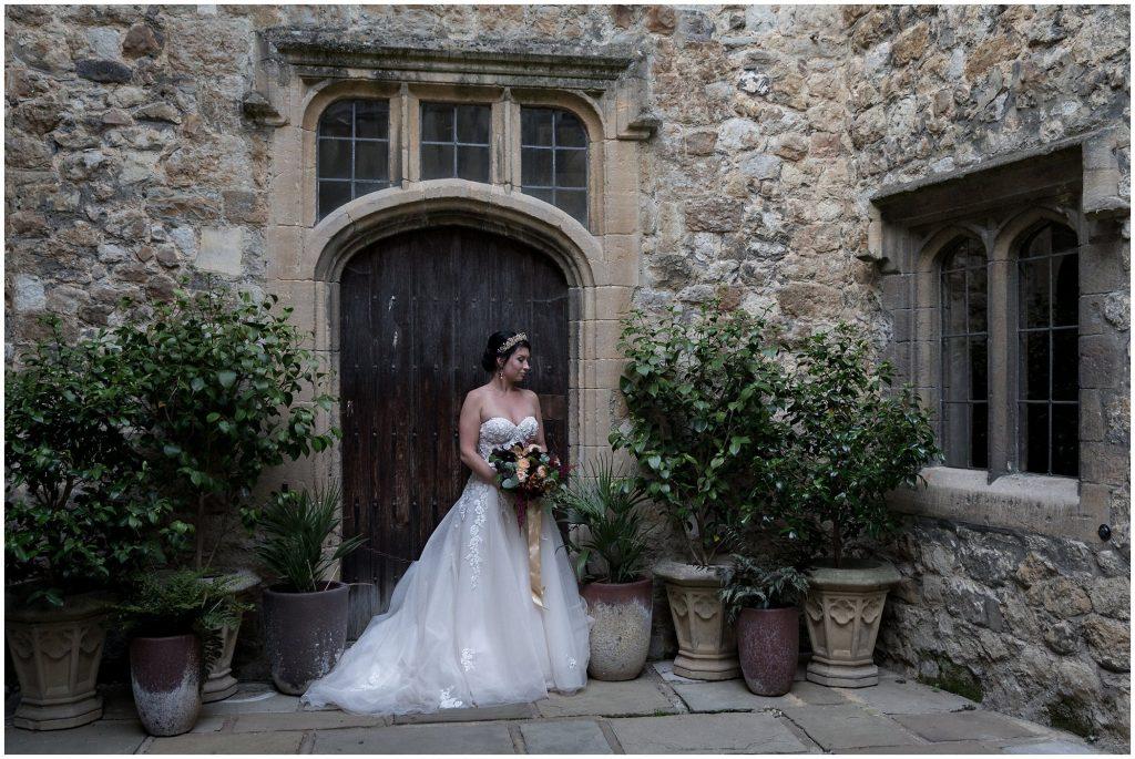 Meagan & Nick: Leeds Castle Wedding, Kent