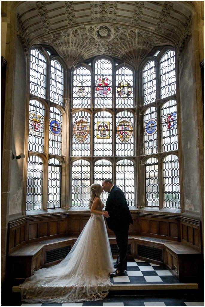 Jessica & Michael: Hengrave Hall Wedding, Suffolk