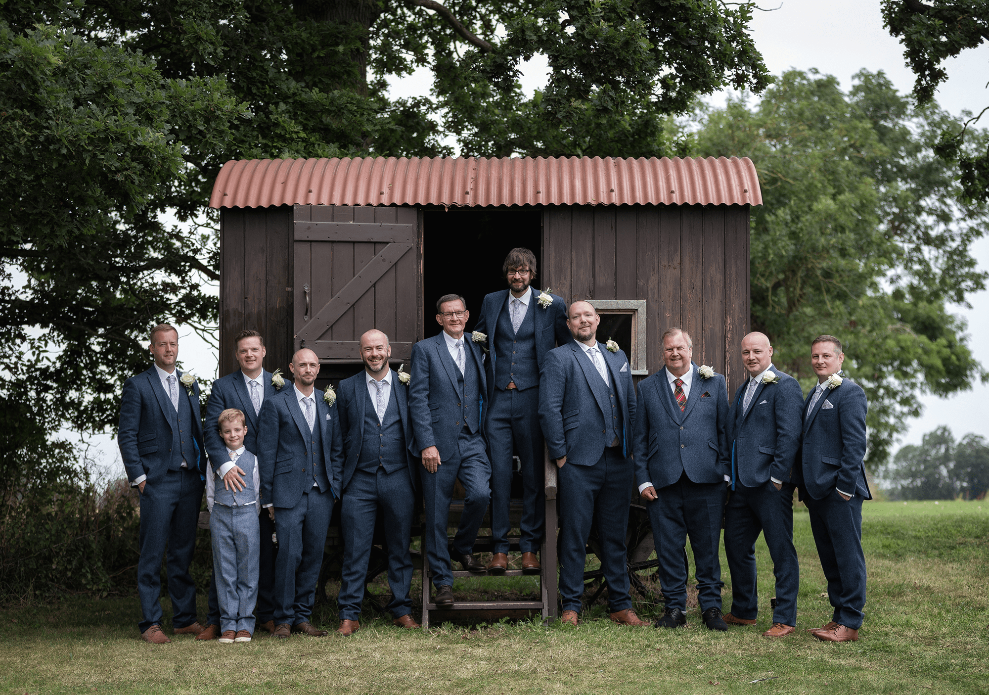 Tips for Brides and Grooms - Group Photographs